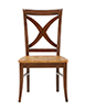 image of Cosmopolitan Salerno Chair with Wood Seat