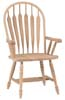image of Parawood Deluxe Steambent Windsor Arm Chair
