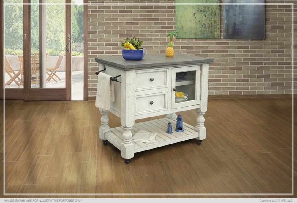 Small Stone Collection Island Howard Hill Furniture