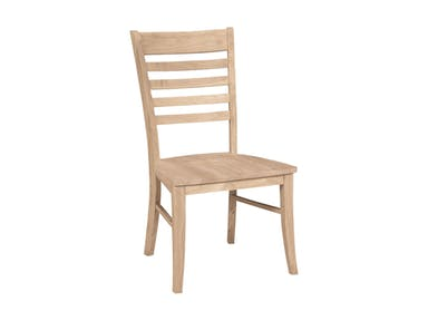 Roma Side Chair Howard Hill Furniture