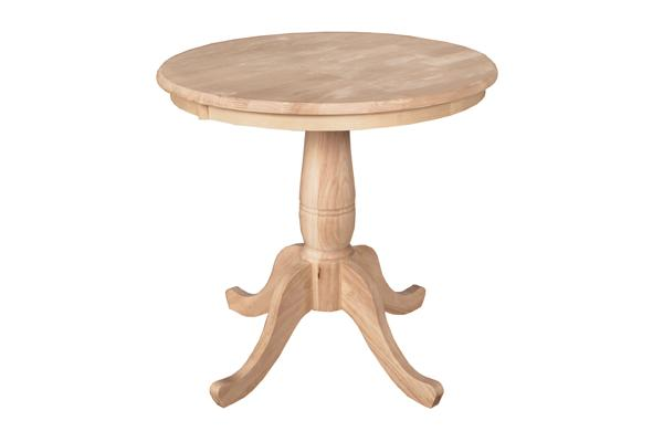 Round Table Top Only Howard Hill Furniture